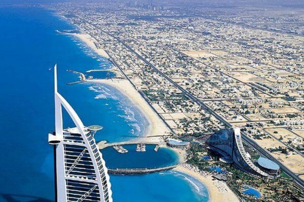 Горящие путевки в ОАЭ