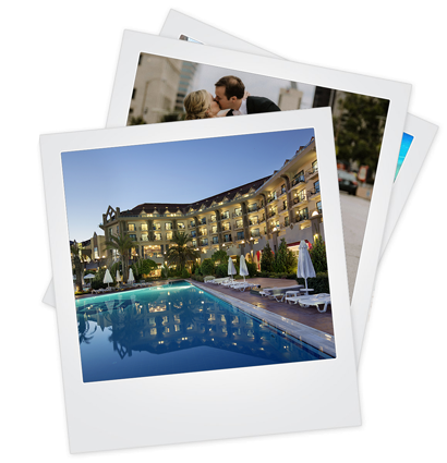 Лучшие отели Турции для медового месяца
