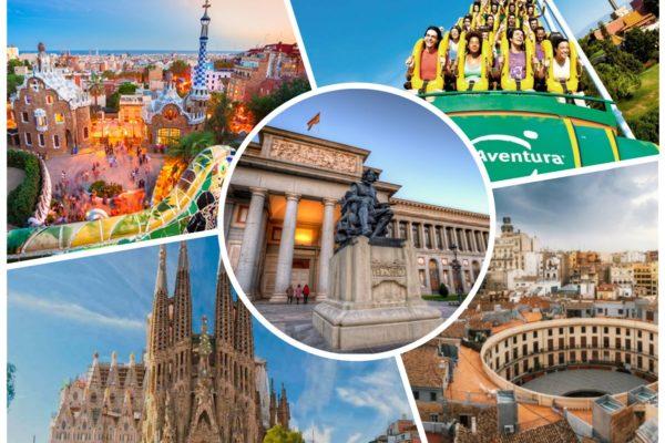 Бюджетный отдых в Испании – это реально: Выбираем интересные места и способы сэкономить