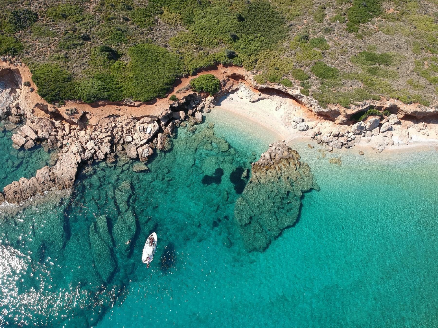 Греция пляжи