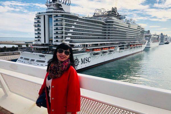 Как посетить четыре страны меньше, чем за неделю: мой первый морской круиз