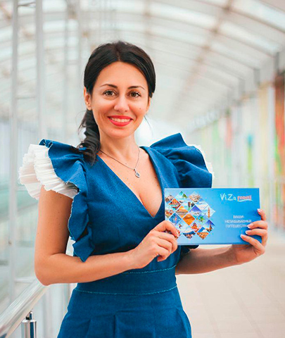 Виктория Закутько CEO Viza Travel
